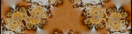 Mandelbrot al Ristorante