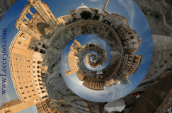 Al centro di Lecce